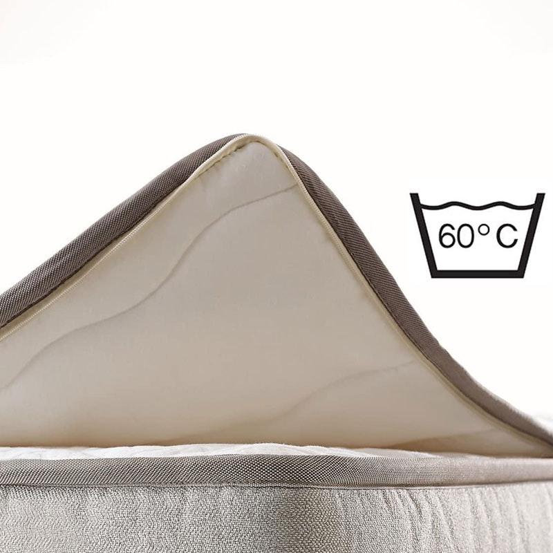 RAVENNA EXCLUSIV /COMFORT 7-Zonen Hourglass Taschenfederkern-Matratze 30 cm hoch