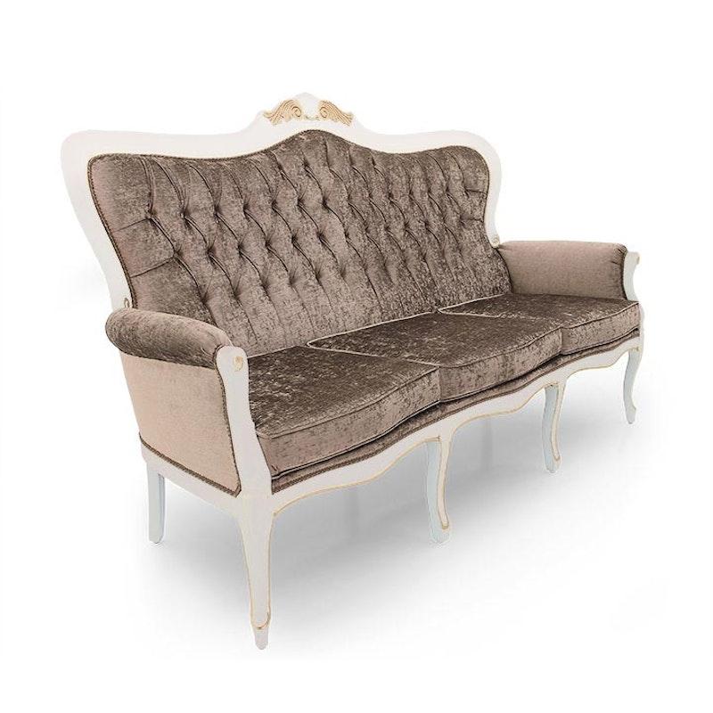 Modell FOGLIA 3-Sitzer-Sofa