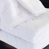 440g/qm Zwirnfrottier Diagonalstreifen breit Handtücher & Duschtücher