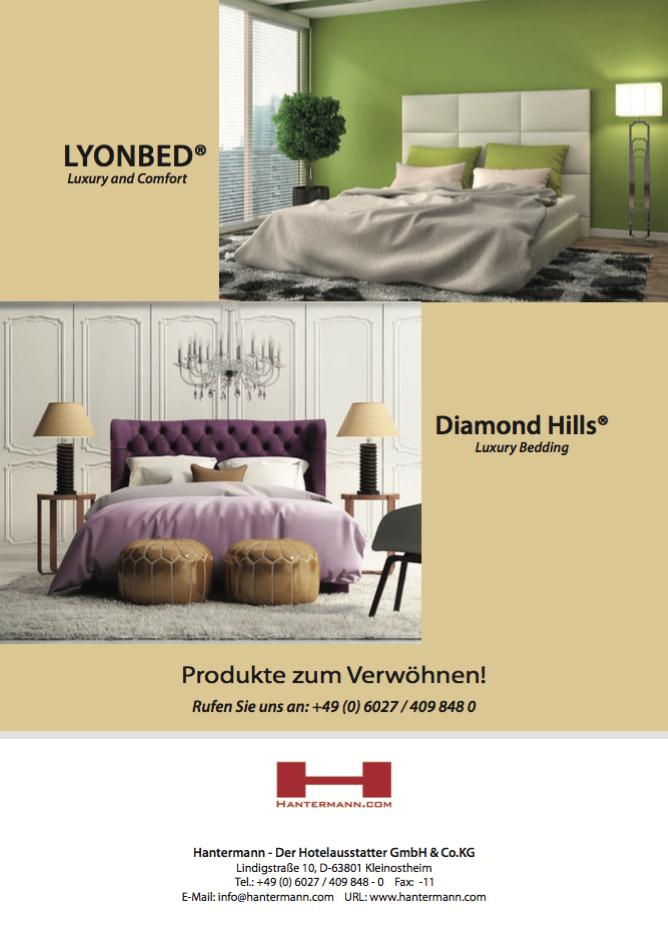 Lyonbed Broschüre