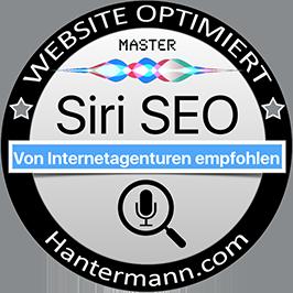 Siri-SEO Compliance Siegel
