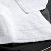 400g/qm Walkfrottier PARIS 1 Streifen weiß