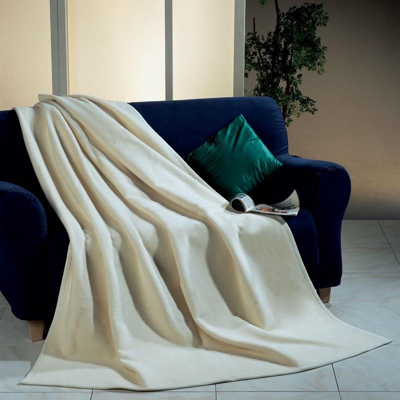 ORION Tagesdecke, kuschelige Wohndecke 100x150 cm