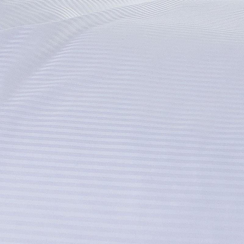 Garnitur Bettwäsche 4mm Streifendessin Damast Bettwäsche
