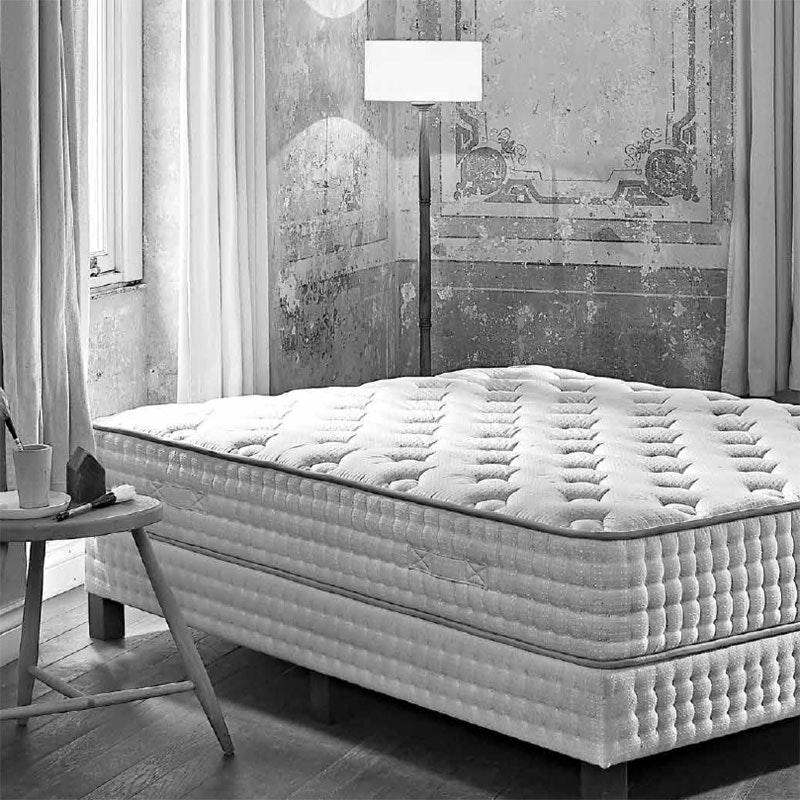 YATAS MONARCH 500 Hourglass Taschenfederkern-Hotelmatratze (30cm)