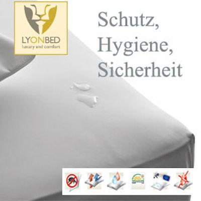 CARETEX Matratzenschutz, wasserdichte Wischdesinfektion