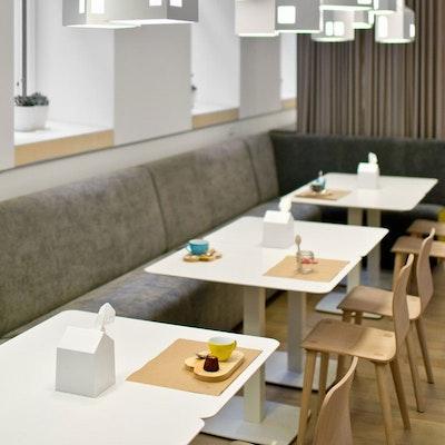 Gastronomiestuhl Modell MALMÖ von TON