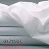 G1/TB21 Hotel-Bettlaken 100% Baumwolle, Note: gut+