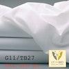 G11 / TB26 Hotel-Feinbettlaken 100% Baumwolle Note: Sehr gut