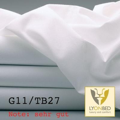 Feinbettlaken, Hotel G11 / TB26 - 100% Baumwolle Note: Sehr gut