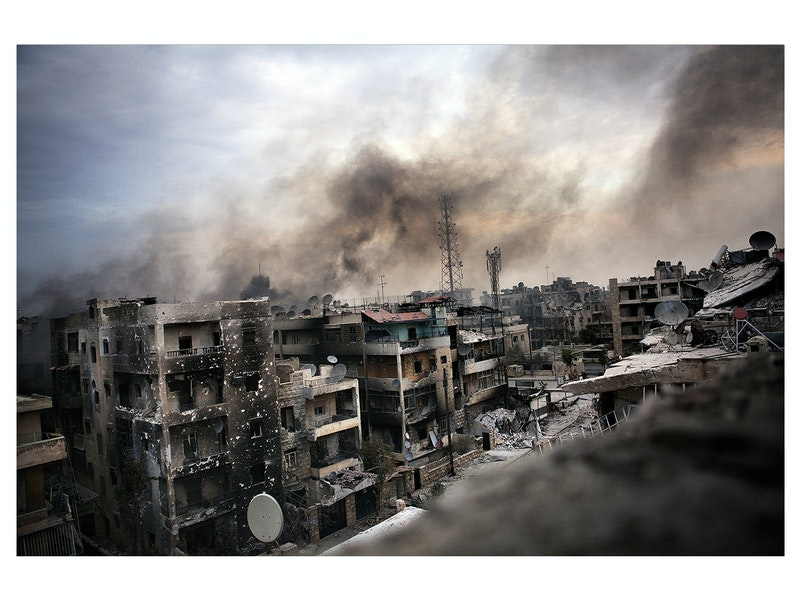 Syria. Hell on Earth - Numbered Prints Series