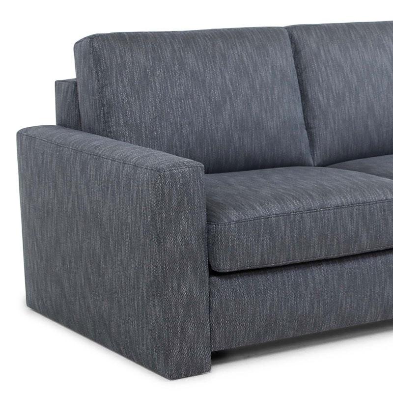 2-Sitzer Schlafsofa / Bettsofa WALDSHUT 167x100 cm