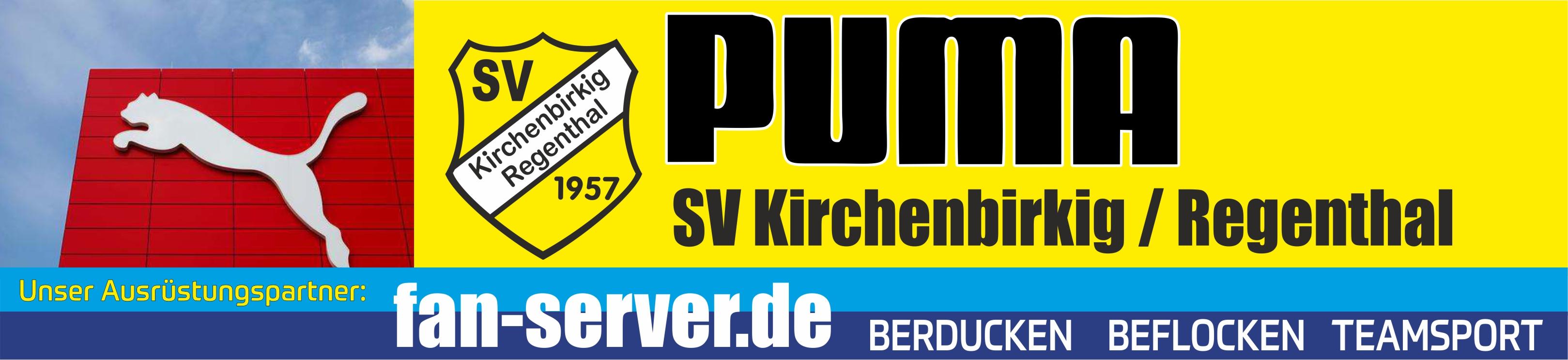 SV KIRCHENBIRKIG/REGENTHAL