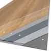 Fußboden Vinyl in Holzoptik (Aufbau)