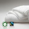 SAMOA 800g/qm Badematte in Bio-Zwirnfrottier - GOTS zertifiziert - weiß