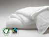 SAMOA 800 g/qm Badematte in Bio-Zwirnfrottier - GOTS zertifiziert - weiß