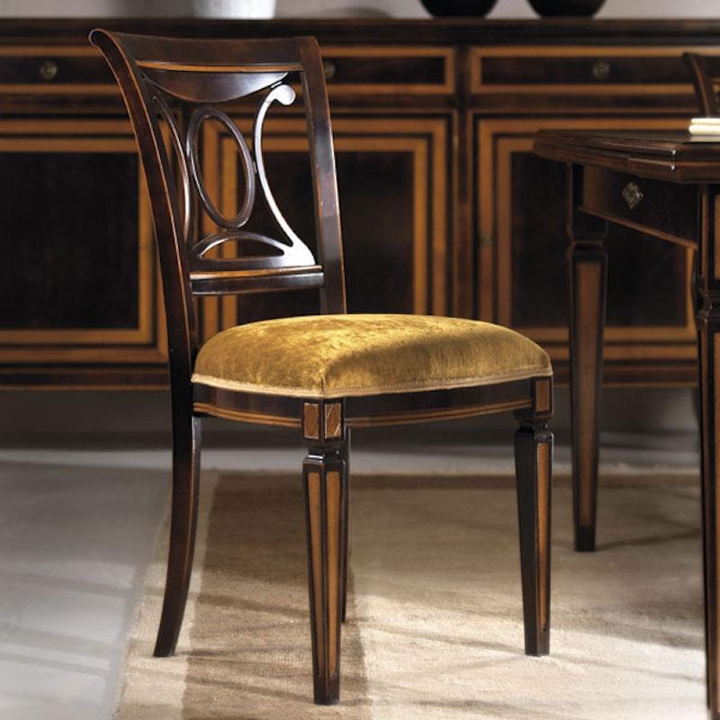 Klassischer Stuhl ARCHETTO Nr. 0166S