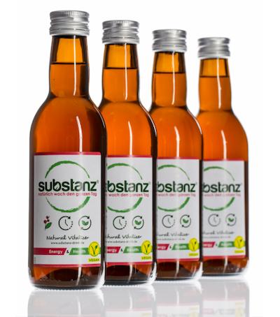 30 Flaschen substanz monatlich