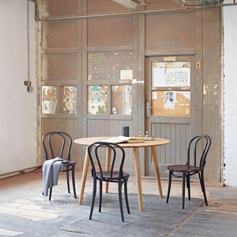 Bugholzstuhl, Wiener Kaffeehausstuhl Nr. 18 von TON